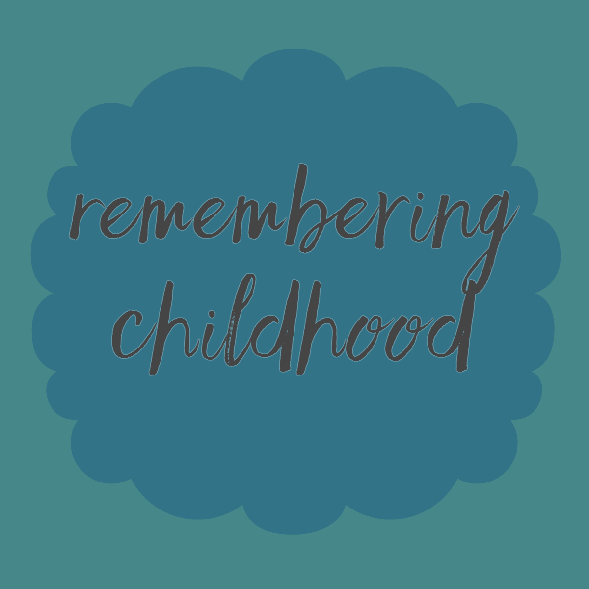 remembering my childhood If you are noticing new memory problems, you may want to talk with your physician since there are medical problems that can affect your memories specific neuropsychological testing can further determine if you have medical issues of concern i am.