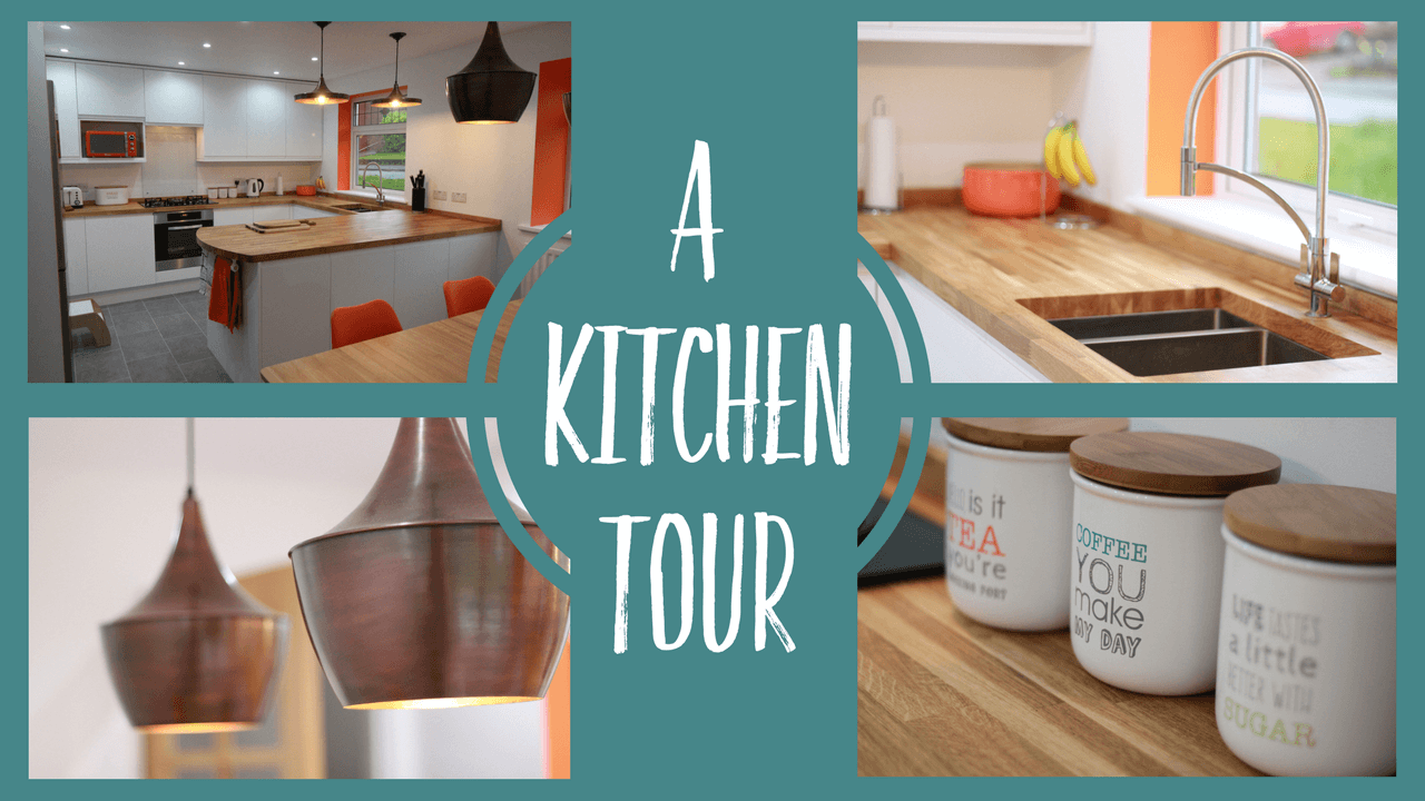 A kitchen diner tour