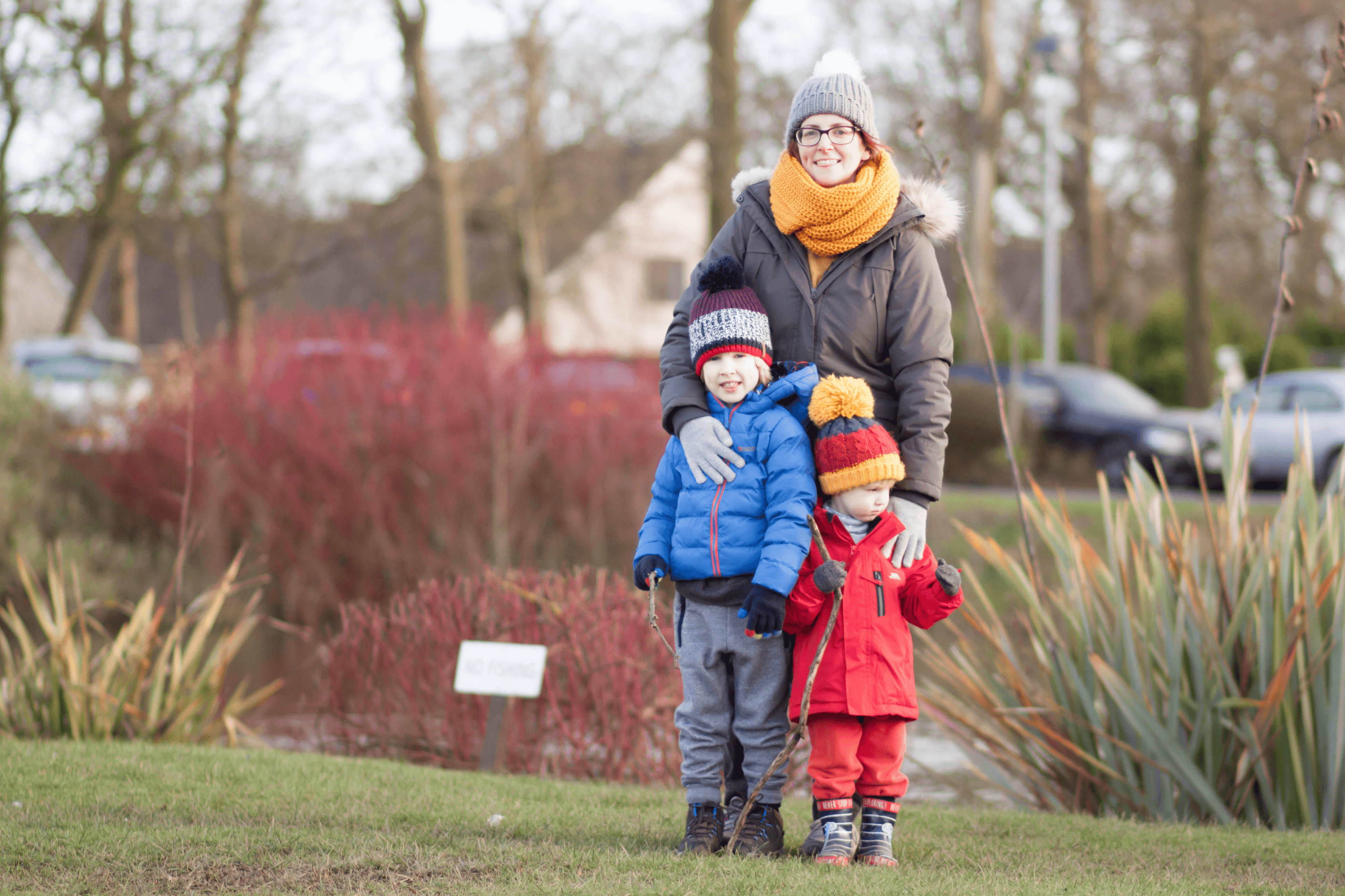 Me and my two boys - my feelings on gender disappointment