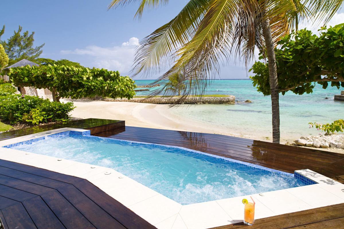 Luxury Retreats villa in Jamaica