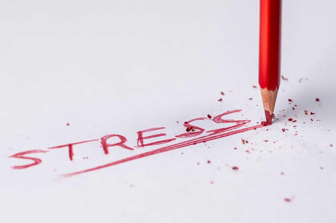 Top 5 reasons for stress in the home