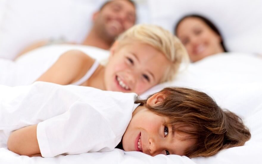 Choosing a mattress for your kids